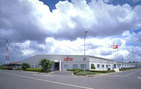 Kết quả hình ảnh cho Fujitsu nhà máy